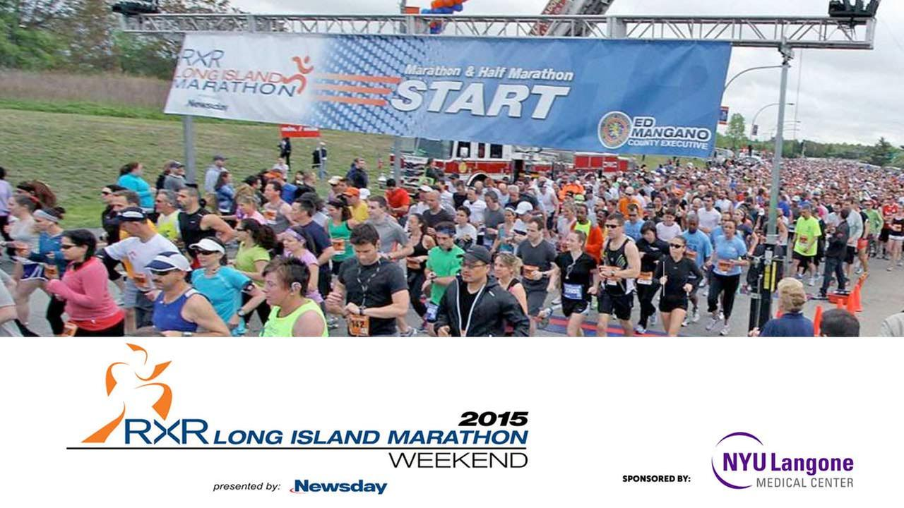 2015 Long Island Marathon coming in May!