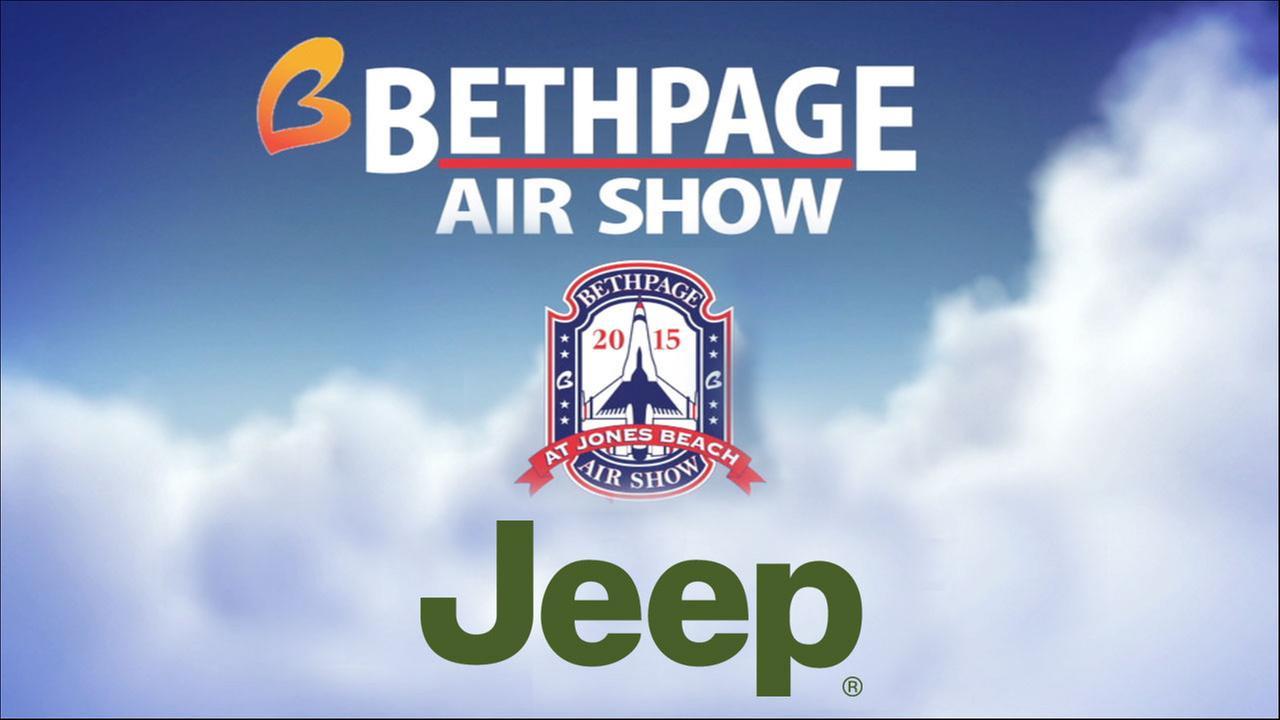 2015 Bethpage Air Show at Jones Beach