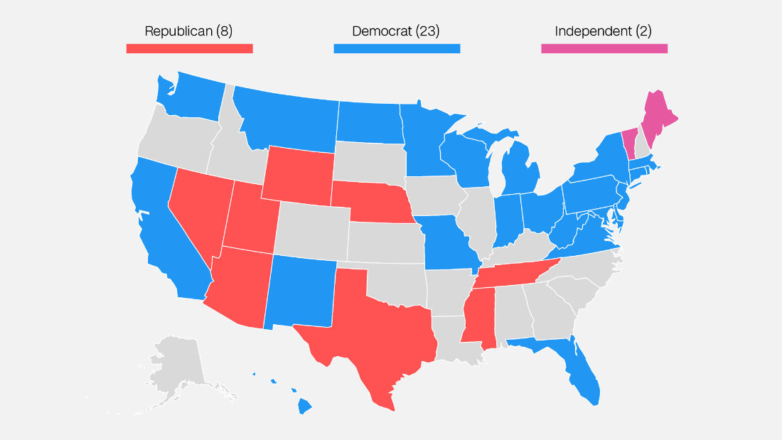 A closer look at the results from the mid-term election