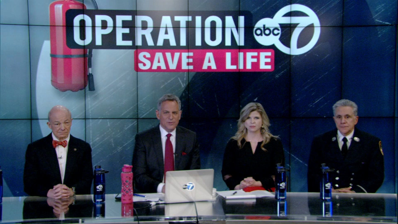Watch part 1 of our Operation 7: Save a Life web chat on fire safety, emergency preparedness and burn injuries.