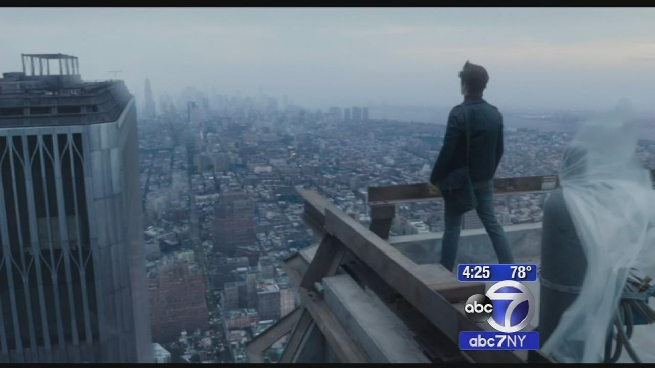 The Walk opens the New York Film Festival