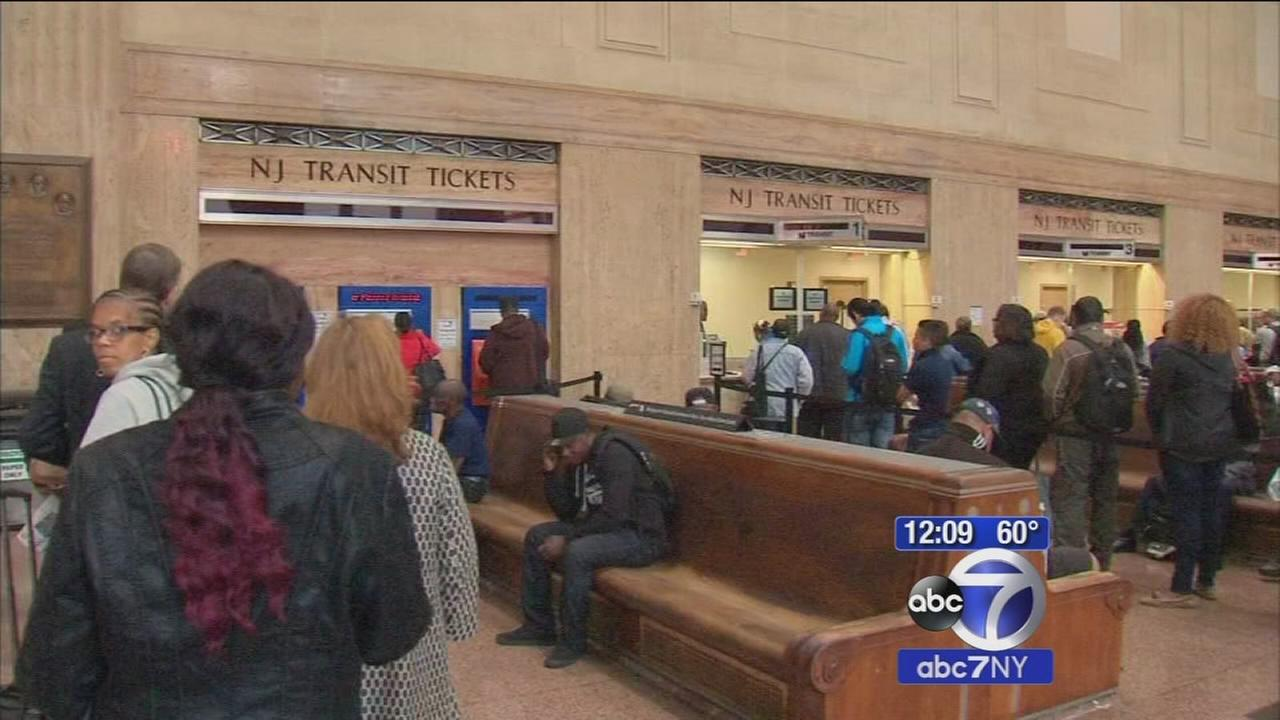 NJ Transit riders suffer through new wfare hike