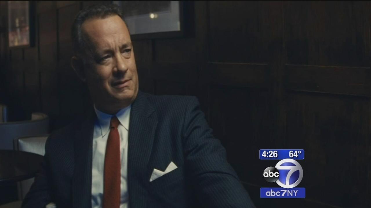 Steven Spielberg and Tom Hanks discuss Bridge of Lies
