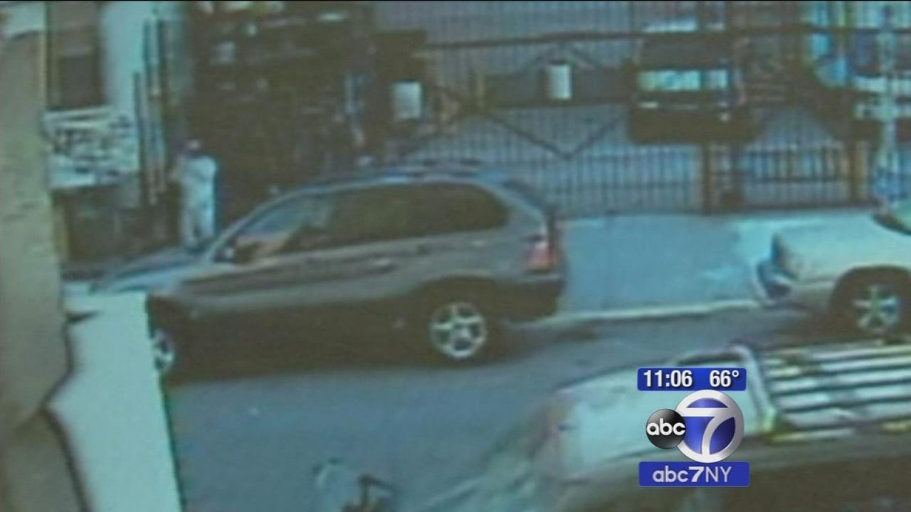 Surveillance released in shootings of three people in Brooklyn