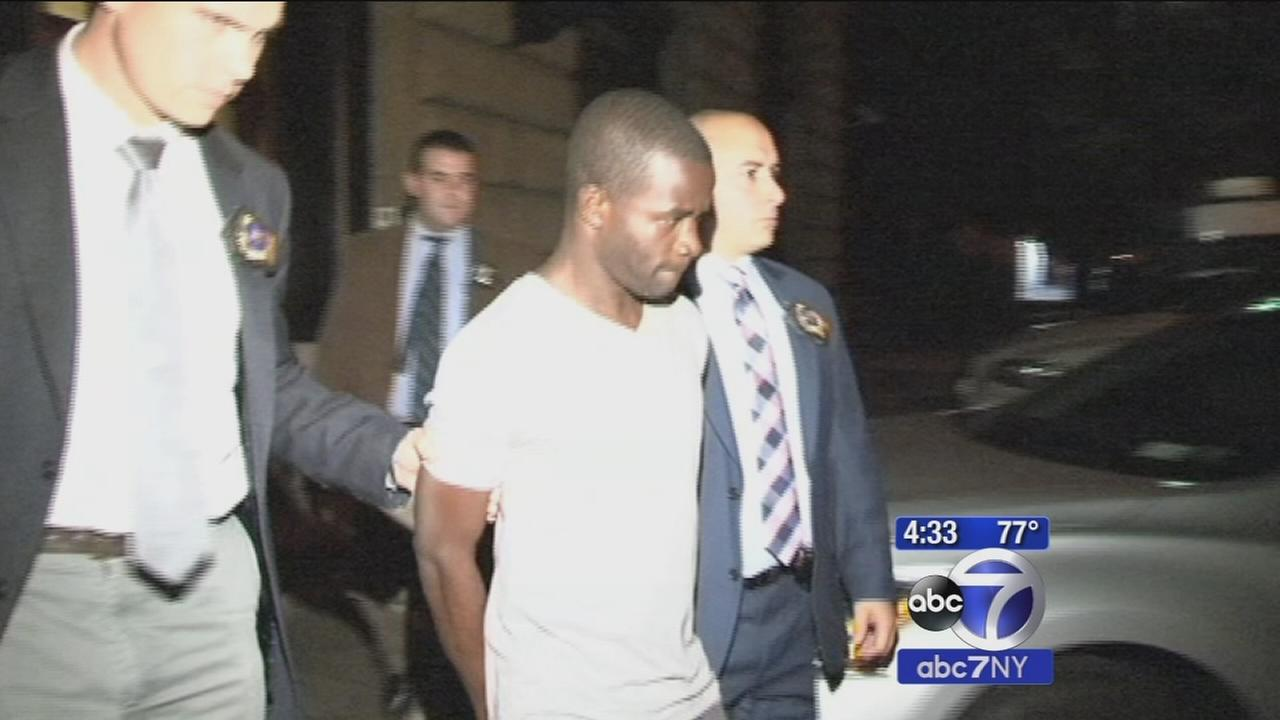 Bronx sexual predator arrested