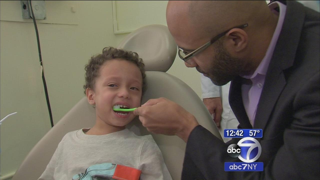 ABC7NY, NYU teaming up to provide free dental screenings
