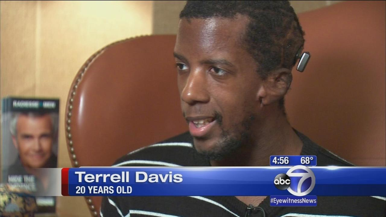 Hearing aid gives new life to man born deaf