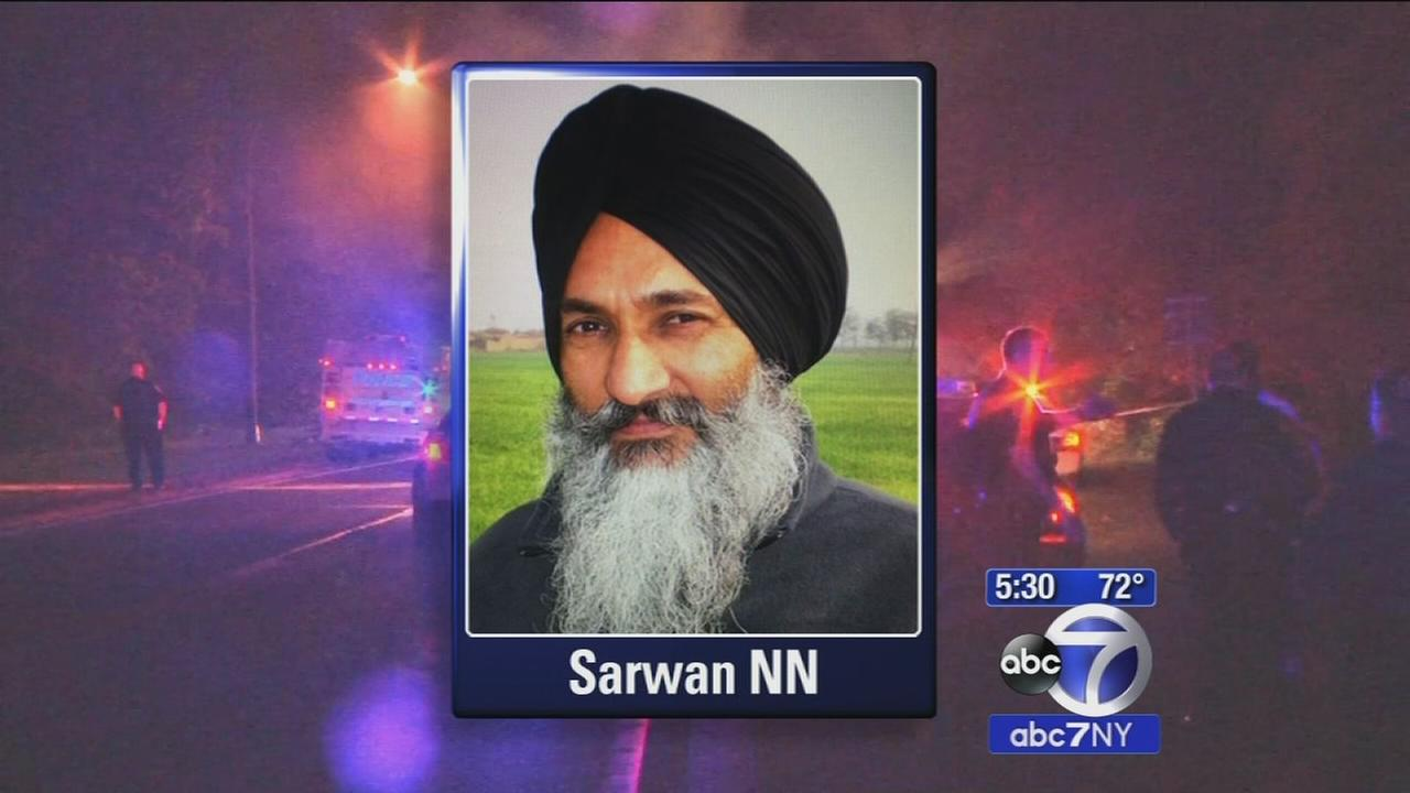Son of man killed in Northern State wrong way chase chrash speaks out