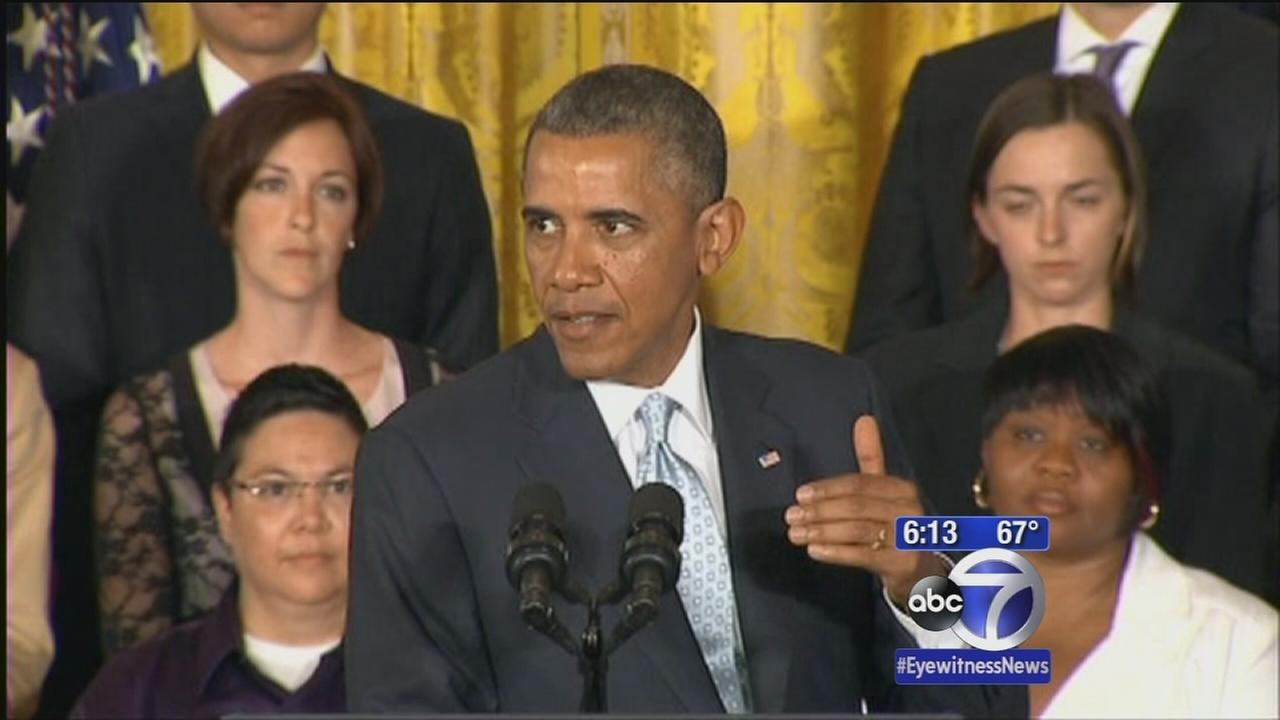 President Obama signs order to provide college loan relief