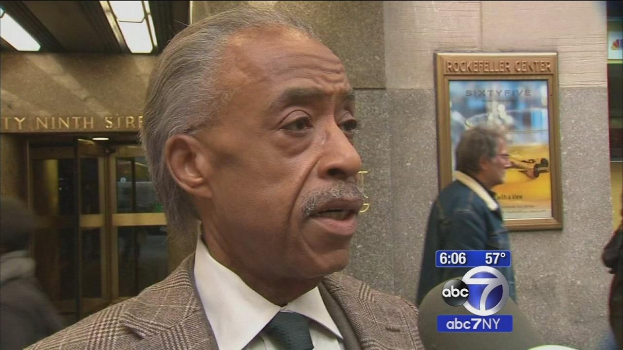 Rev. Al Sharpton changes mind, says he will not be at Randolph Holder funeral
