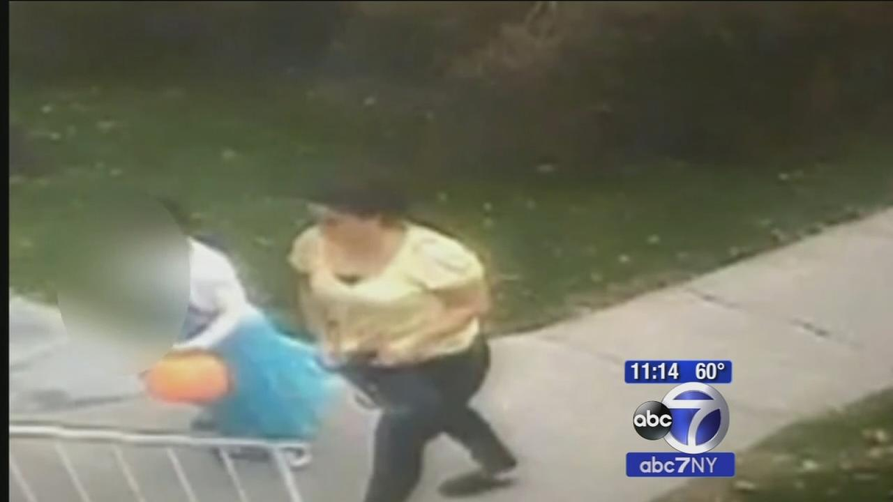 Halloween candy and toys stolen from porch on Staten Island
