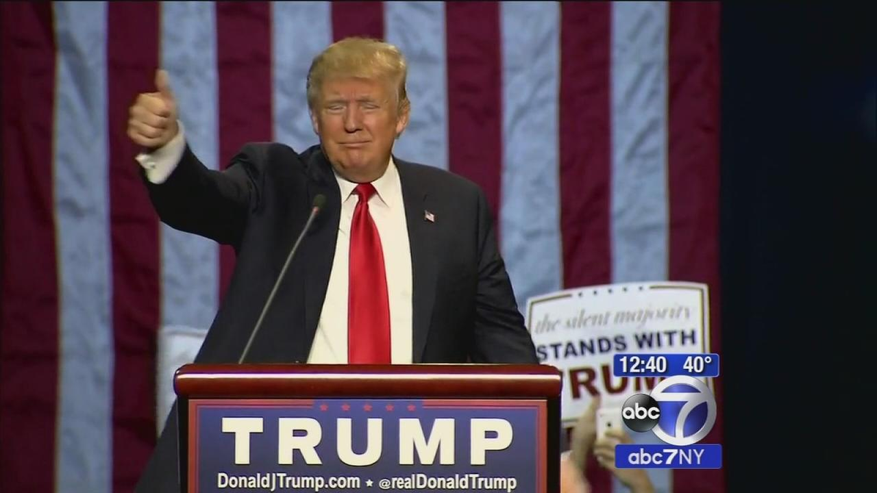 Terrorism concerns boost Trump in polls