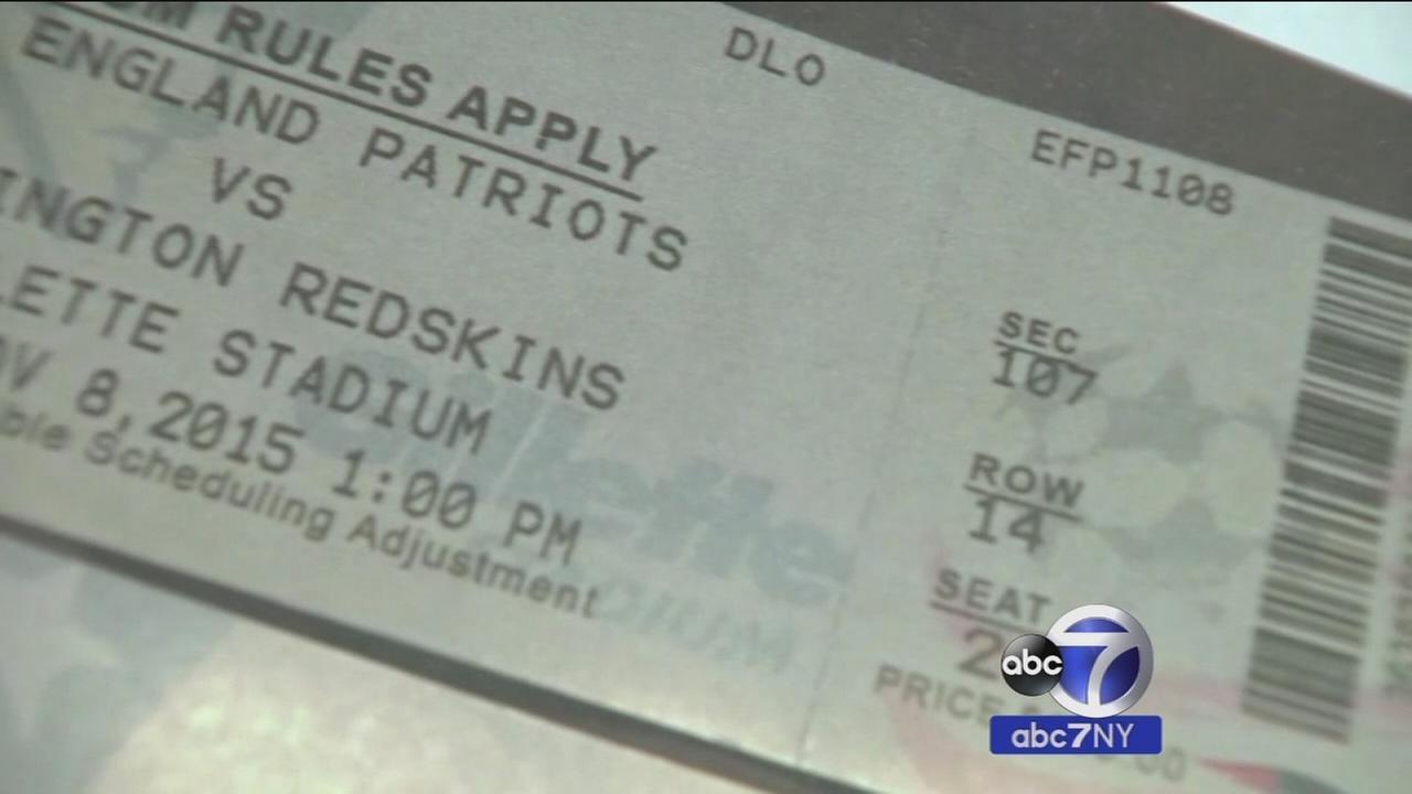 Bronx man arrested in fake ticket scam