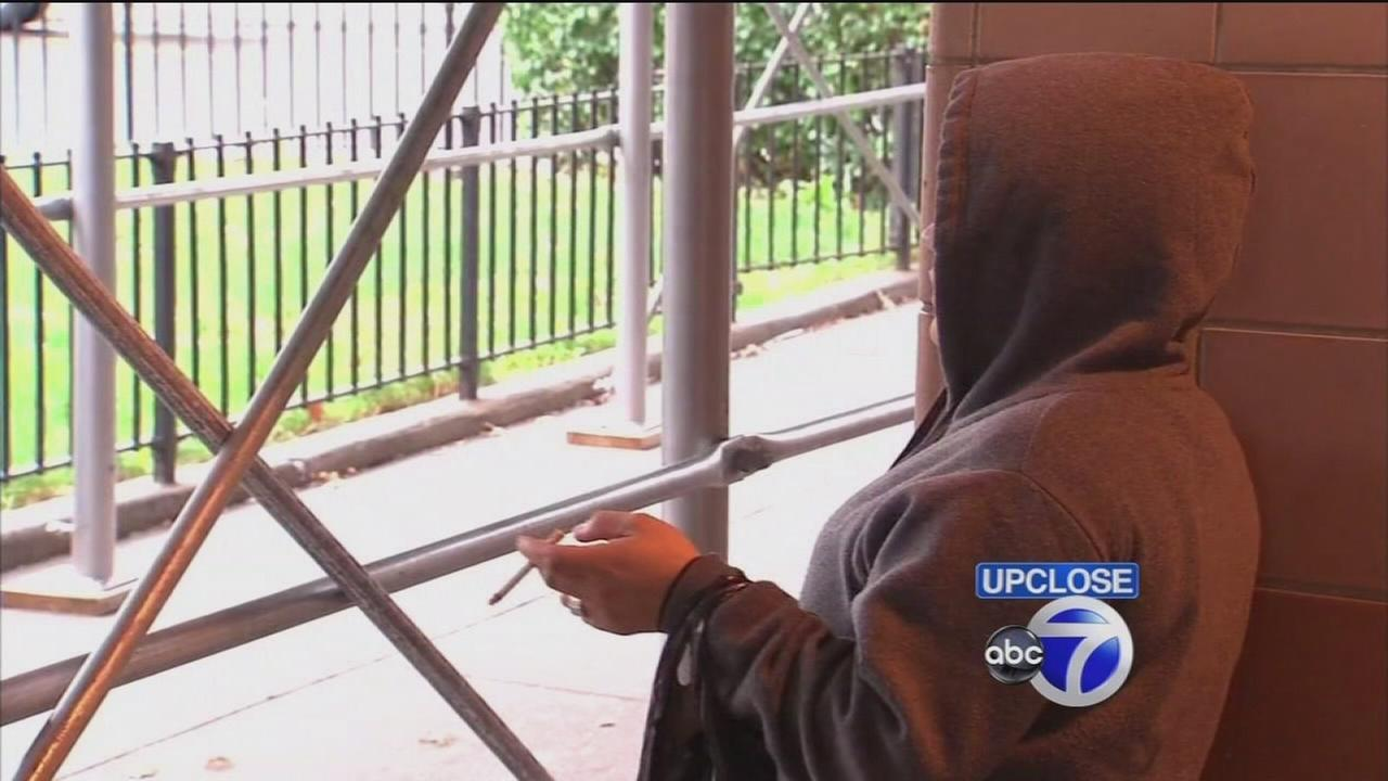 Up Close: Proposed ban on smoking in public housing