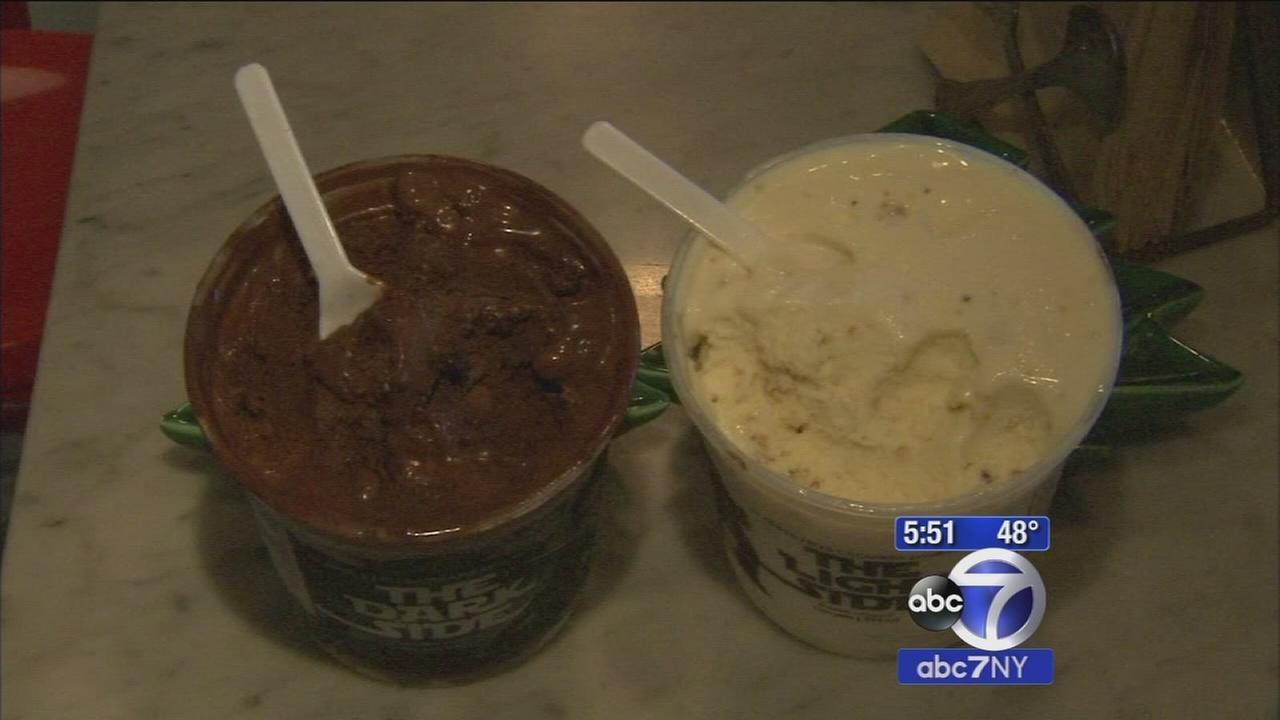 Brooklyn creamery making Star Wars ice cream flavors