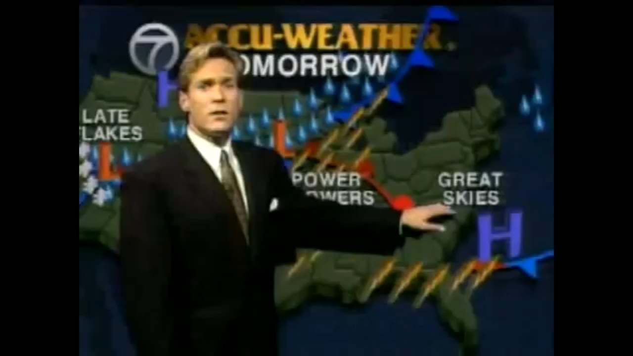 Outakes from Sam Champion on Eyewitness News (from his farewell as he headed to GMA)