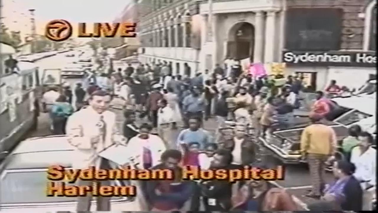 sydenham hospital harlem 1980