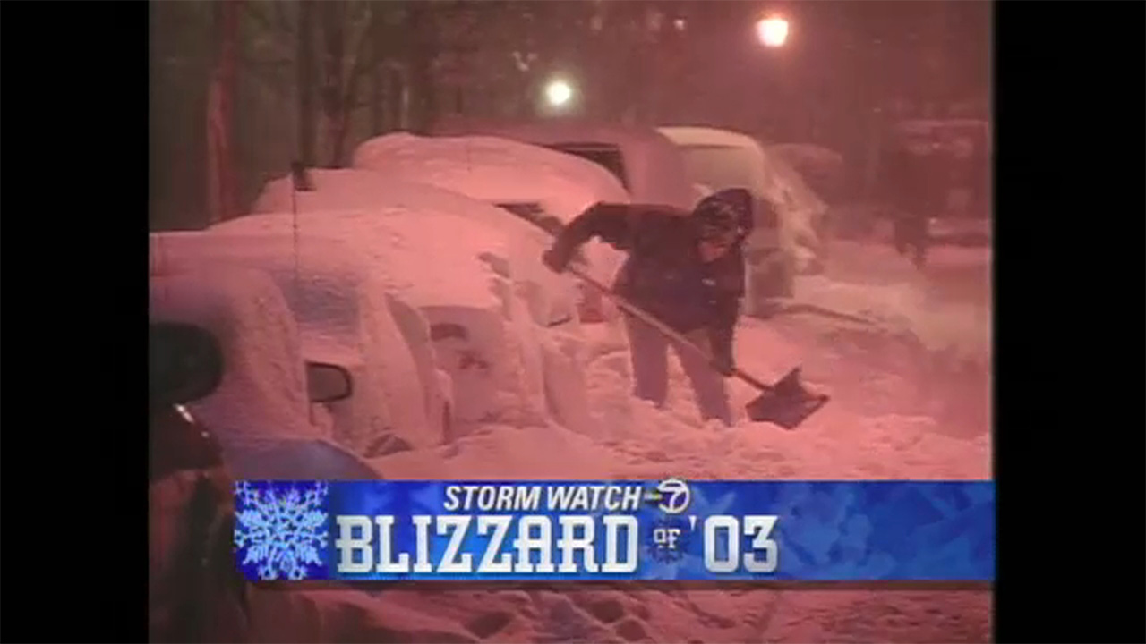 blizzard of 2003 new york city eyewitness news