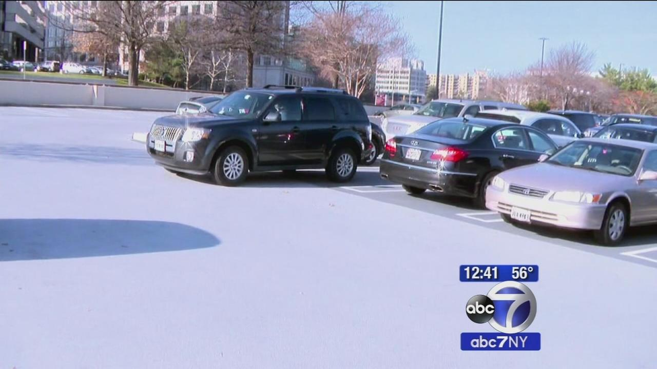 Parking tips for holiday shopping