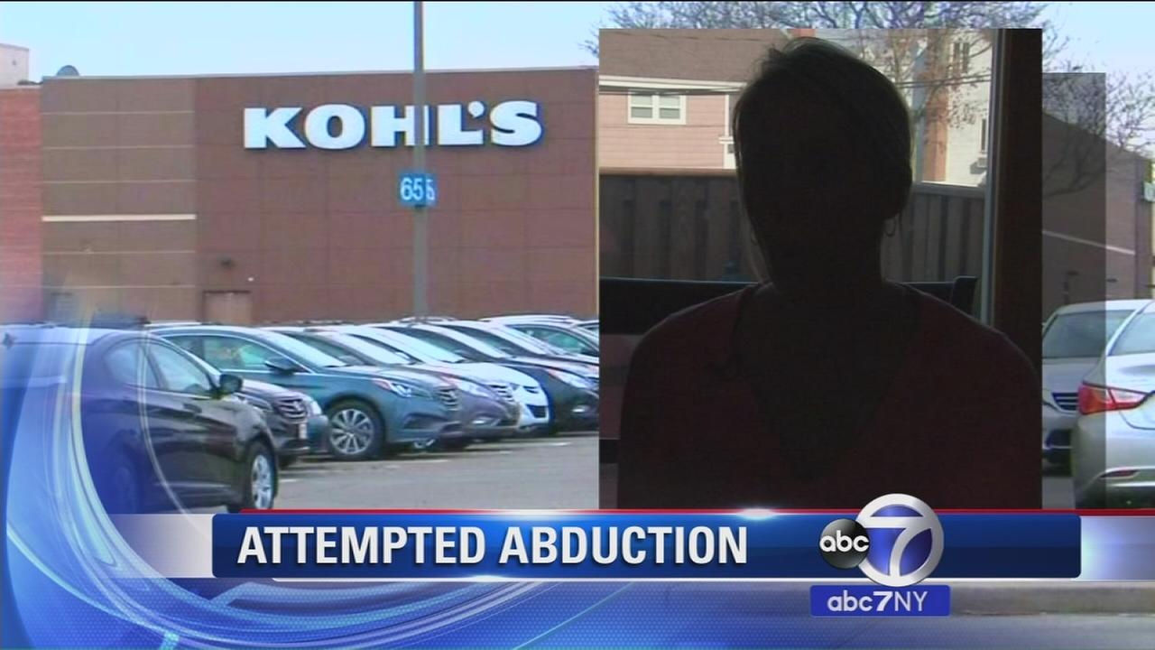 Mother says woman tried to abduct her baby in Kohls bathroom