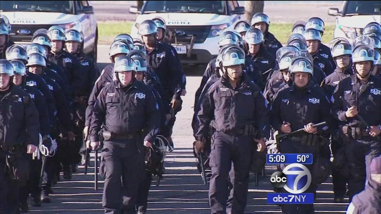 Commissioner Brattons counterterrorism efforts in NYC