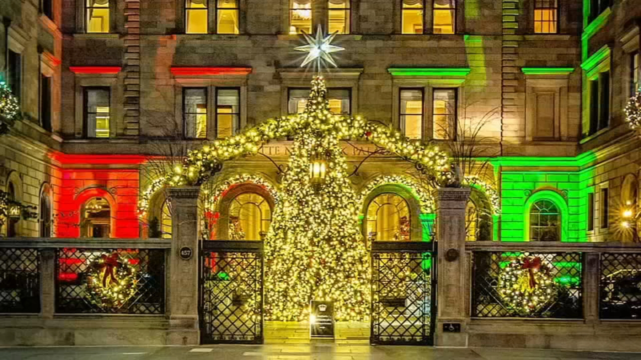 Its the most wonderful time of the year! New York City and beyond are celebrating the season by decking the halls with the most wonderful decorations!