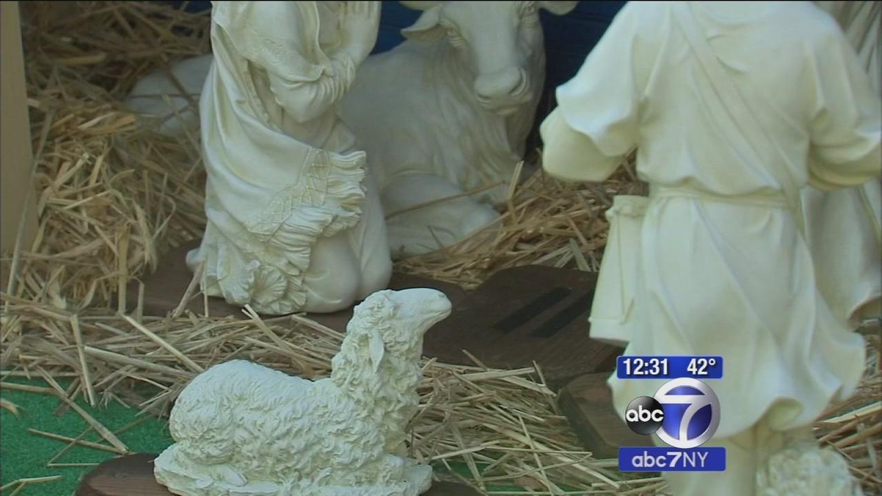 Baby Jesus statues stolen in NJ