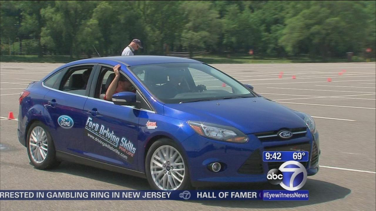 Helping to prevent distracted driving