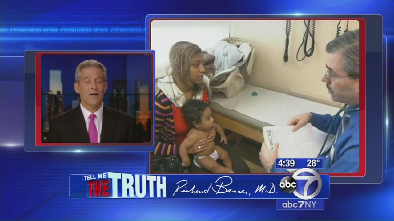 Tell Me The Truth: Dr. Besser talks vaccines, probiotics
