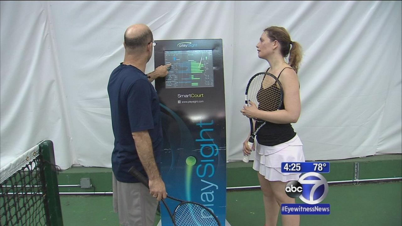 New monitor will help your tennis game