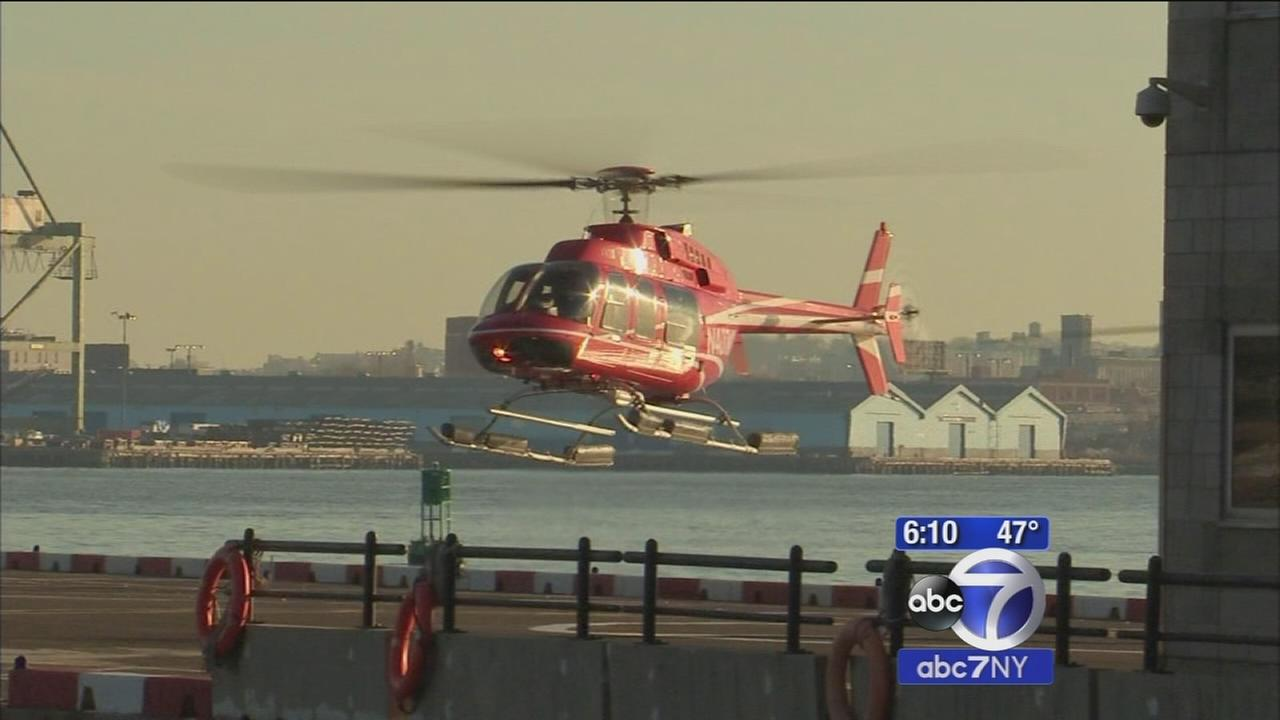 New deal cuts number of tourism helicopter flights in half
