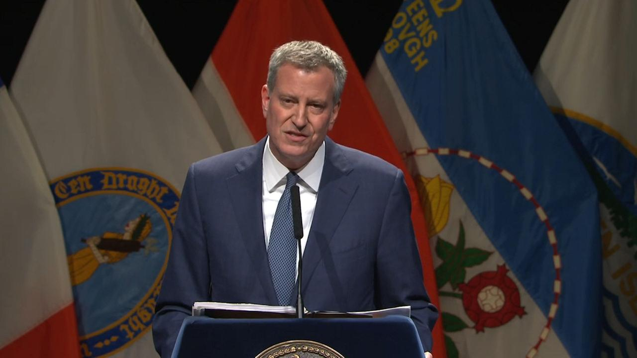 De Blasio in Washington to oppose homeland security cuts before House subcommittee