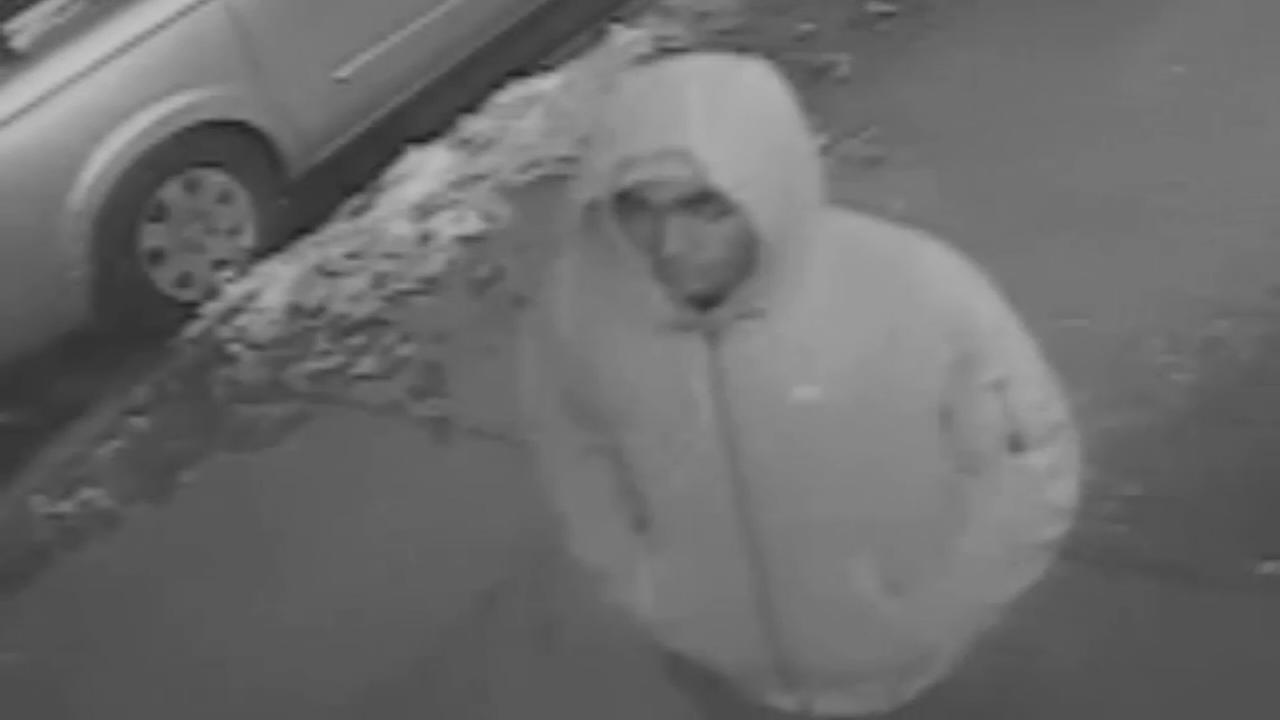 RAW VIDEO: Surveillance video in rape on 183rd St.
