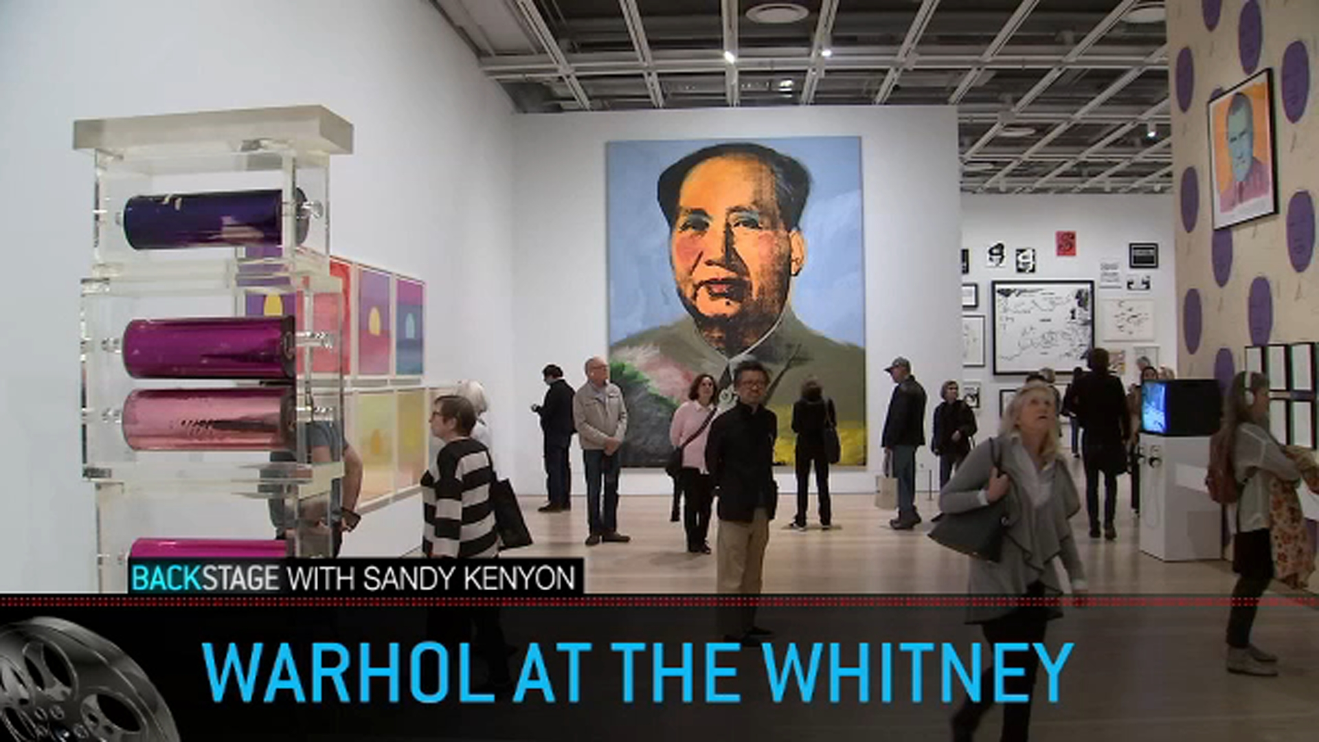 andy warhol whitney museum new york city