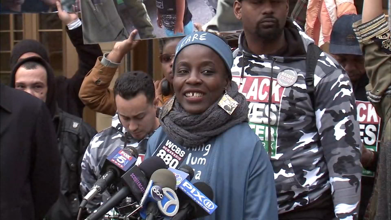 Therese Okoumou was found guilty of 3 misdemeanors stemming from the incident on the Fourth of July