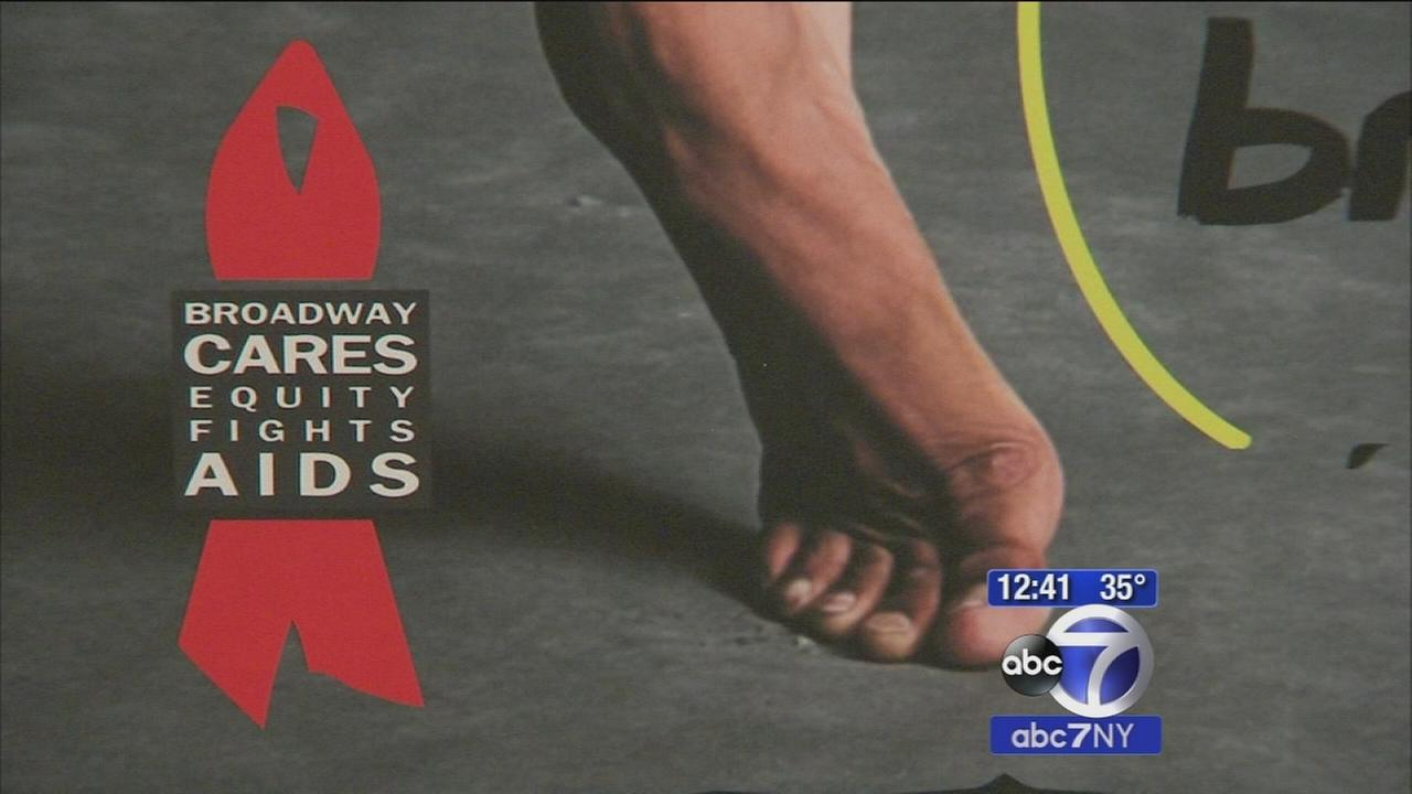 Broadway choreorgrapher uses his talents in fight againt AIDS