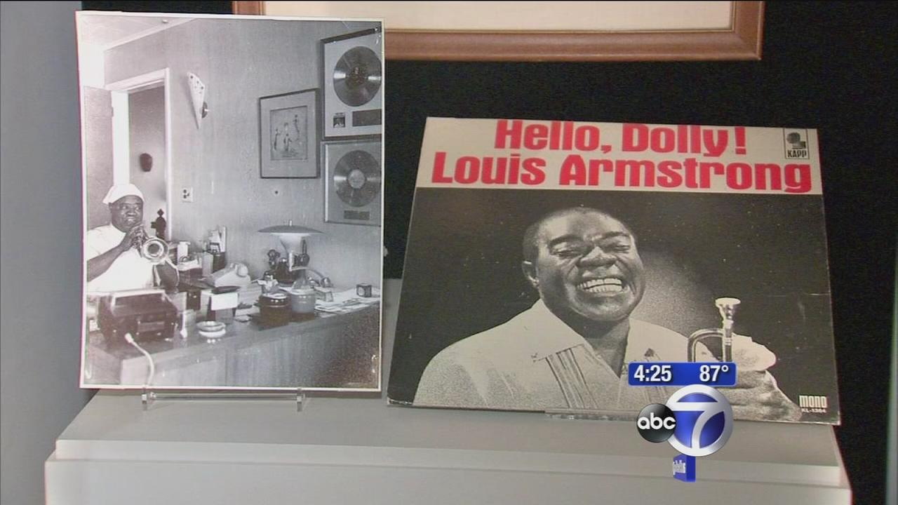 Louis Armstrong museum