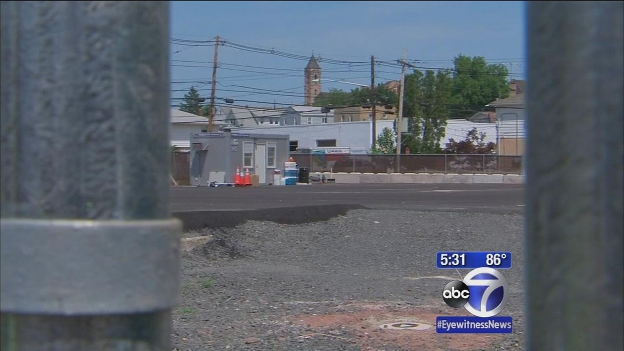 Contamination concerns in New Jersey neighborhood