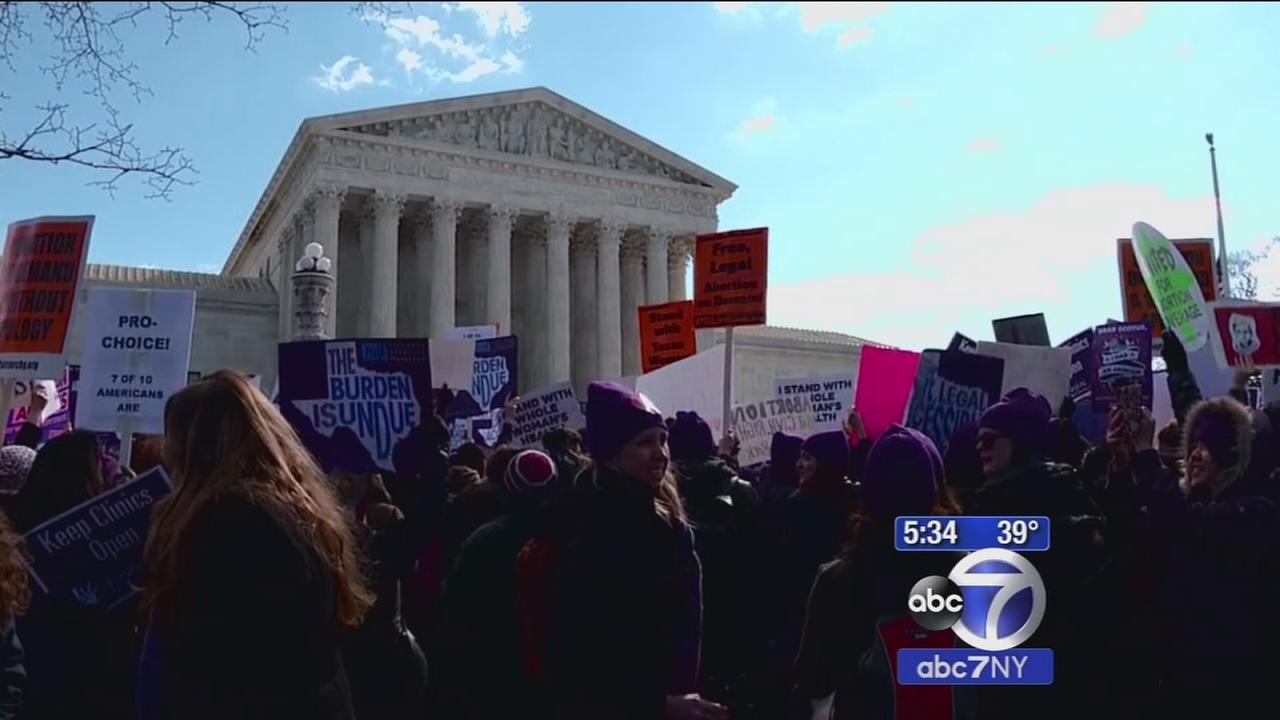 Supreme Court takes up Texas abortion case