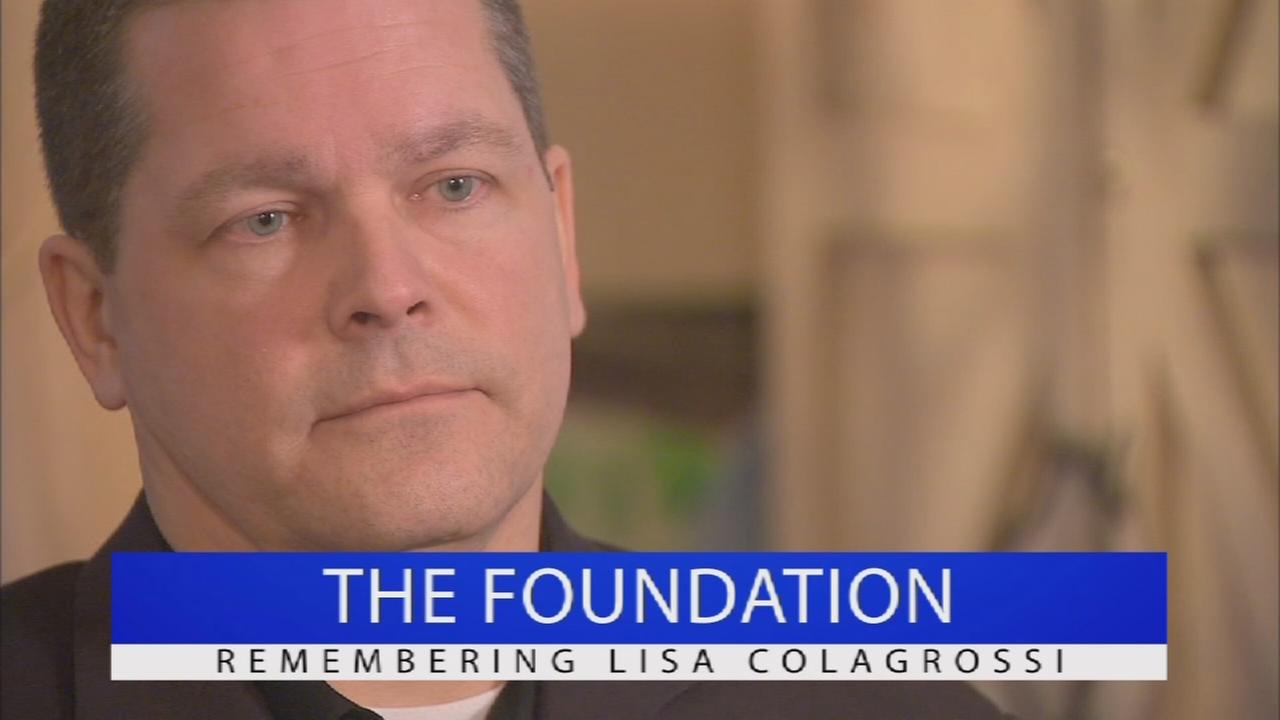 Remembering Lisa Colagrossi: The Foundation