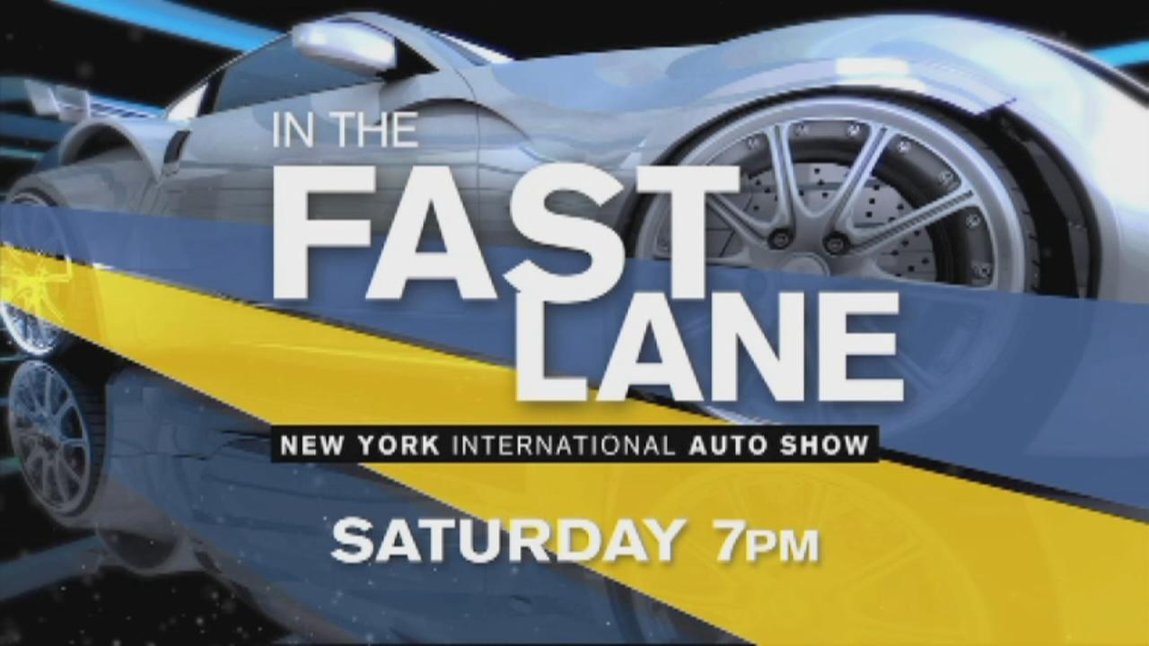 Watch our special \'Inside The Fast Lane\' at New York International ...