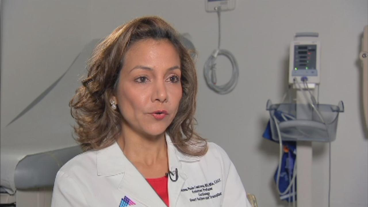 Latina Heart Surgeon