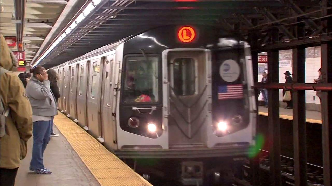 L train construction may finish faster than originally planned