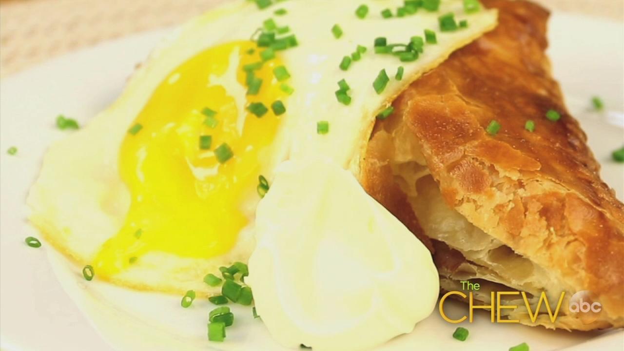 One Chew Three: Ham Cheese Danish