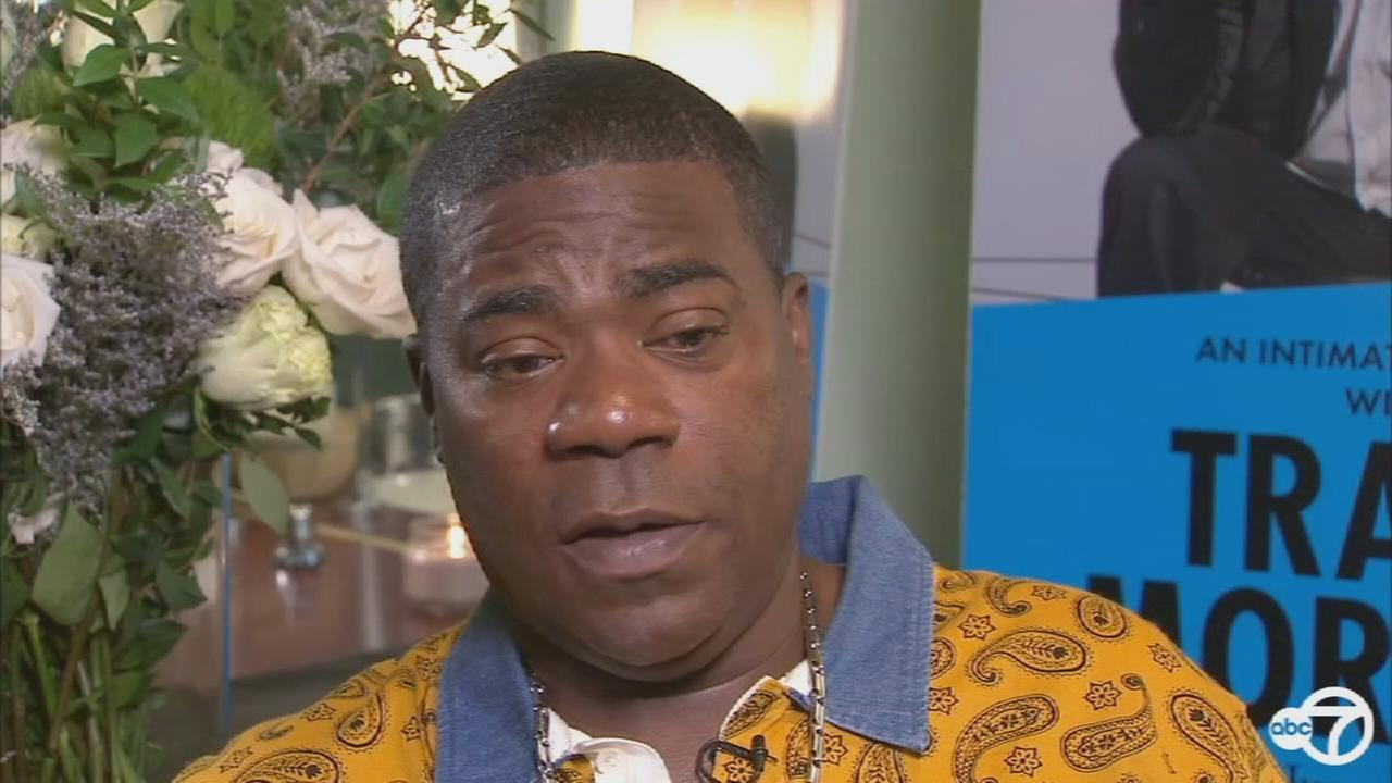 Full Tracy Morgan interview