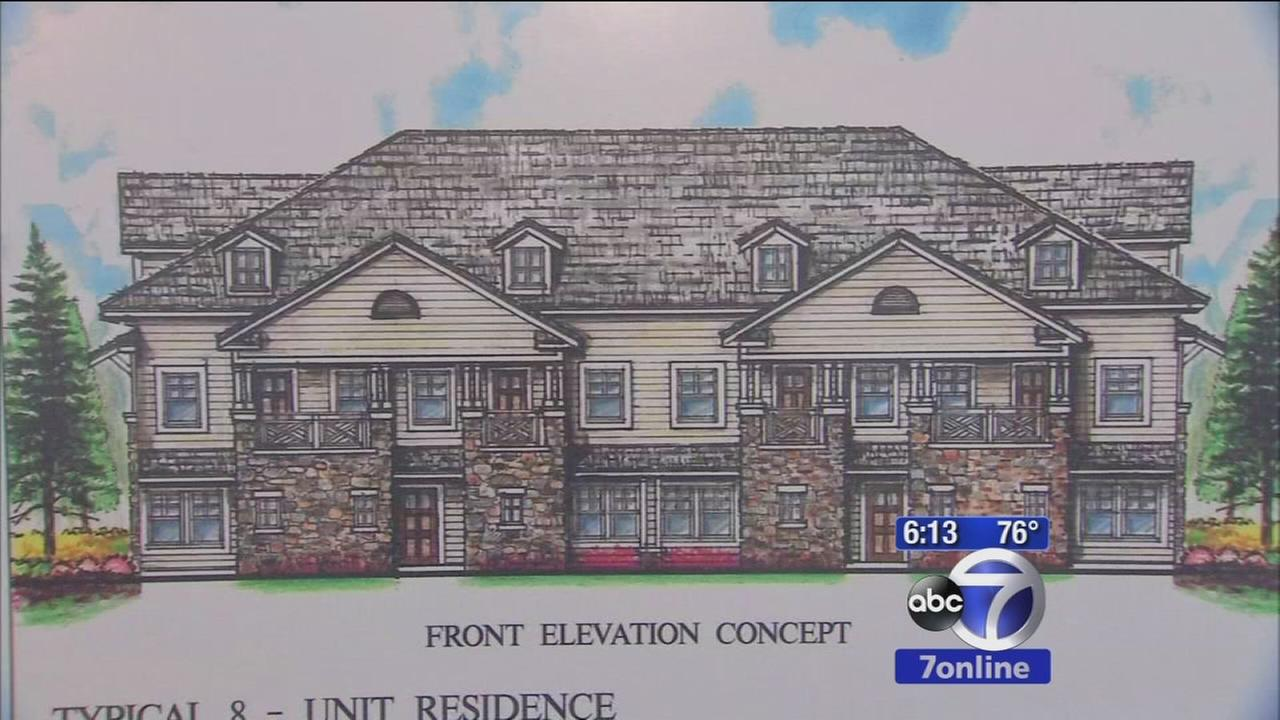 Residents concerned about large new development in East Northport