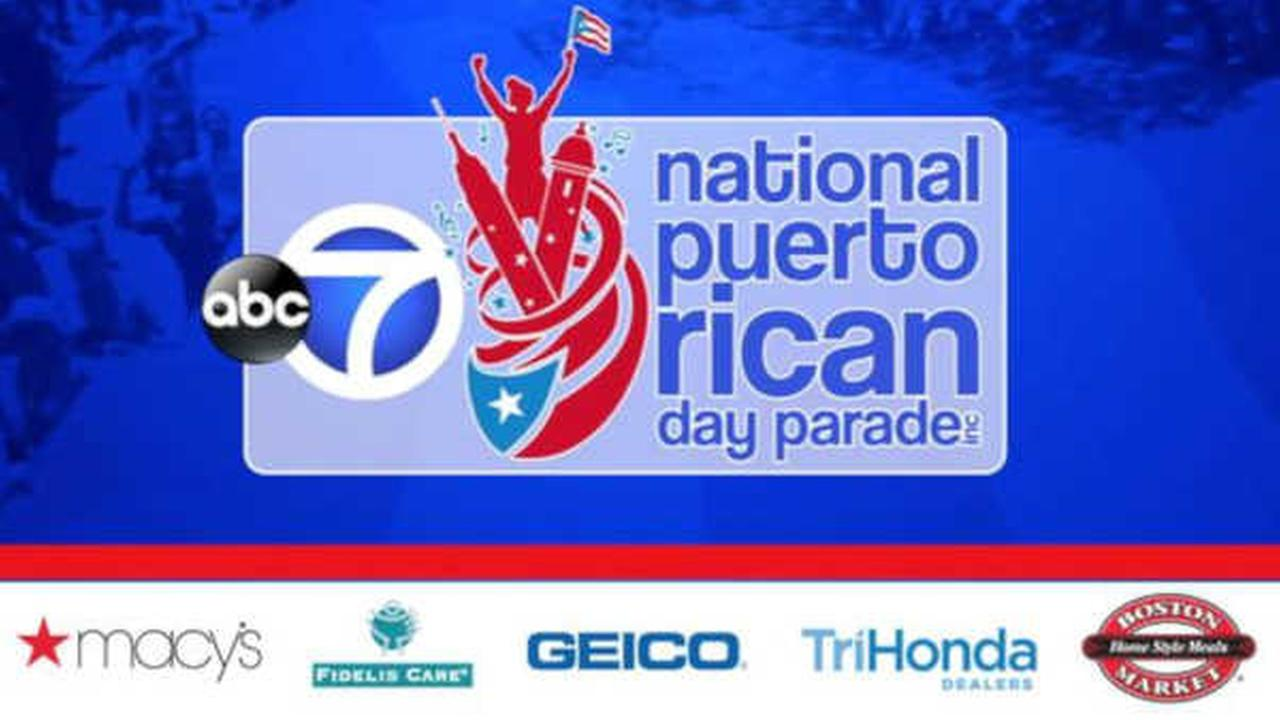 Watch the 59th Annual National Puerto Rican Day Parade on abc7NY