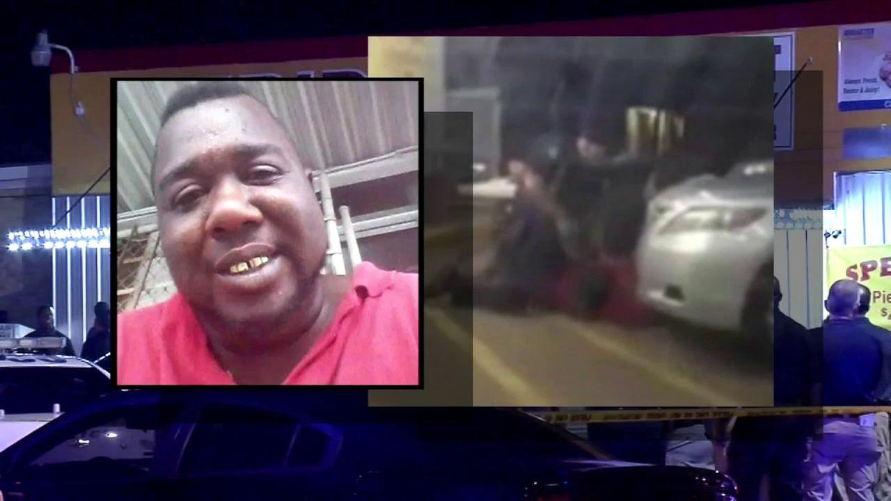 New video emerges of deadly Baton Rouge police shooting