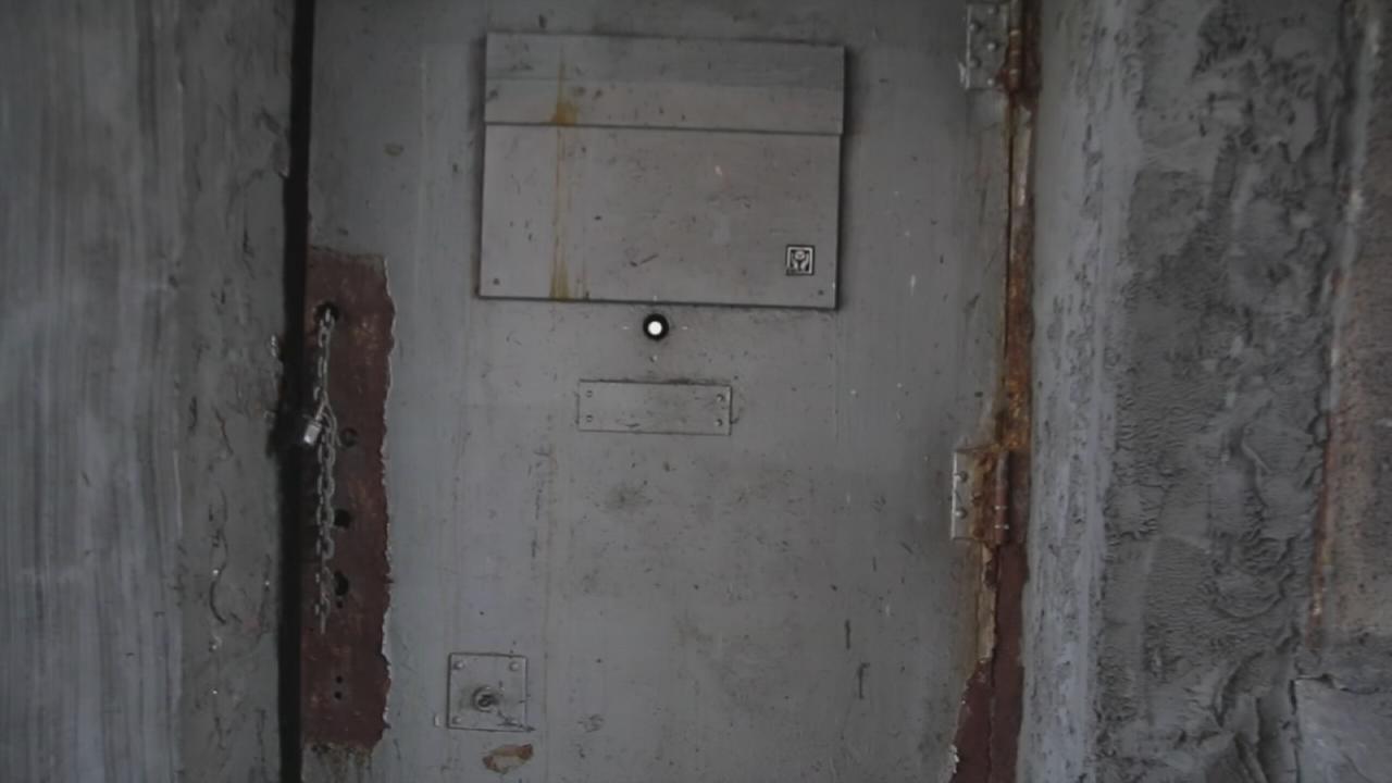 Hidden New York: Bomb shelter