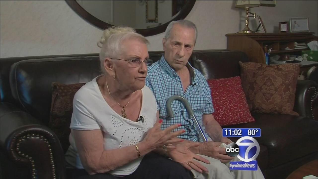 1 man arrested in brutal attack on elderly couple